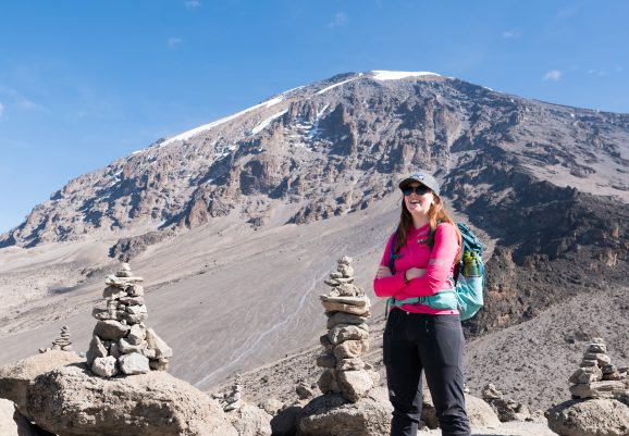 My Journey Up Kilimanjaro