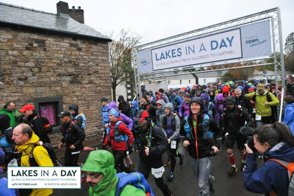 Lakes In A Day 2018