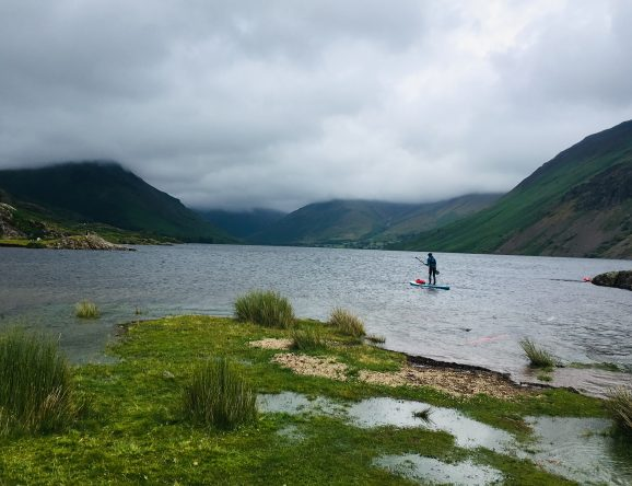 SUP Challenge : 6-days, 11 lakes by SUP & Bike