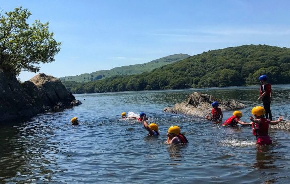 Outdoor education, not just a school trip